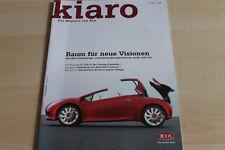 107210) Kia Carnival - KCV III Concept - Kiaro 04/2003
