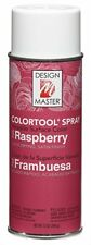 Design Master ColorTool Spray Paint 766 Raspberry 12 OZ (340 g)