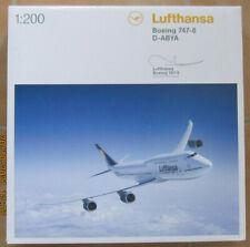 herpa 1:200 Boeing 747-8  >  Lufthansa  <