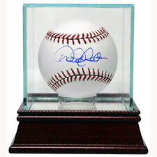 **STEINER* SINGLE  BASEBALL* GLASS* DISPLAY* CASE* WOOD* BASE* NEW* IN* BOX*