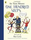 One Hundred Steps: The Story of Captain Sir Tom Moore by Moore, Larkum New=-