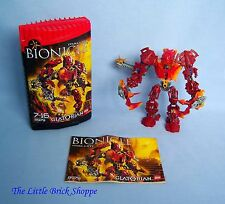 Lego Bionicle 8979 Glatorian MALUM - Boxed and complete with instructions