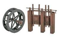 Wills SS84 OO Gauge Water Wheel & Sluice Gate Kit