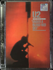 U2 Live At Red Rocks - Under A Blood Red Sky 2008 MALAYSIA EDITION DVD RARE NEW