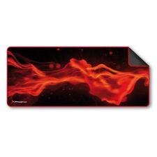 Alfombrilla Gaming Phoenix Phfactorpad-l rojo y negro