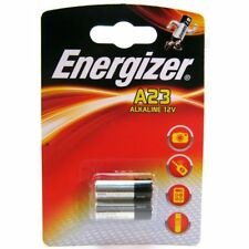 Energizer A23/E23A Alkaline 12V Battery LRV08 GP23A - Pack of 2