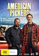 American Pickers: Planes, Frames and Automobiles NEW R4 DVD