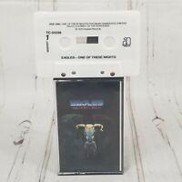 Eagles One Of These Nights CASSETTE Tape 1975 Asylum TC-51039 Joe Walsh