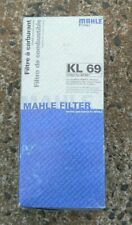 MAHLE In-line KL69 Fuel Filter. New in box For Porsche.