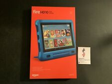 Amazon Fire HD 10 Kids Edition (9th Gen) 32GB, Wi-Fi,...