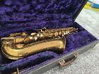 Buescher Aristocrat Big B Alto Saxophone Nice!