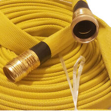FIRE HOSE, 3/4IN.X50 FT., YELLOW, 250 PSI