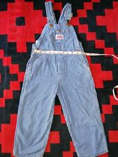 Vintage ROUNDHOUSE OVERALLS KIDS