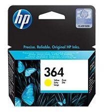 HP 364 Giallo Photosmart b8550 c5324 c5380 c6380 d5400 d5460 --- OVP 05/2018