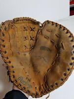 Vintage Rawlings Steve Garvey Baseball Softball Glove 1st Base FJ6 Fastback Rare