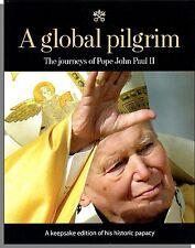 A Global Pilgrim (2005) - The Journeys of Pope John Paul II - Picture Book!