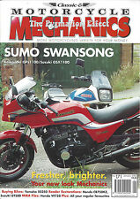 HRD Black Shadow Kawasaki Z1 VF750F GSX1100ES GPz1100 Commando Morini 3.5 XS250