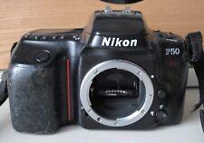 Nikon F50 35mm Film Auto Focus SLR Camera Body Only