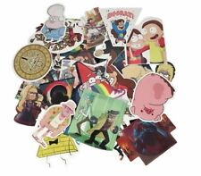 Gravity Falls TV Series Decal Stickers Random Assorted Lot of 25 Pieces