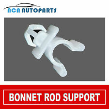 HOOD BONNET PROP ROD FIT NISSAN NAVARA D21 D22 SUPPORT PLASTIC CLIP CLAMP HOLDER