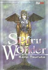 SPIRIT OF WONDER VOLUME UNICO EDIZIONE MAGIC PRESS