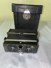 Ica-polykscop stereo camera with case