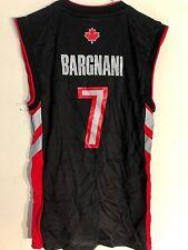 f918fb829 Adidas NBA Jersey Toronto Raptors Andrea Bargnani Black sz S