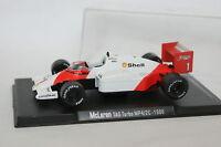 RBA F1 1/43 - F1 McLaren Tag Turbo MP4/2C 1986