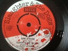 Slaughter and the dogs Dame to Blame UK Promo