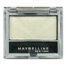 3x Maybelline 01 Snow White Eyestudio Mono Eyeshadow