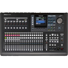 Tascam DP-32SD Digital 32-Track SD Portastudio Portable Studio Recorder + Picks