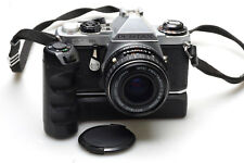 Pentax udm Super + Winder + SMC Pentax-m 35mm f2.8
