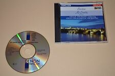 Smetana - My Country / Neumann / Czech Orchestra / Denon 1991 / Made In Japan