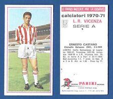 FIGURINA CALCIATORI PANINI 1970/71 - CASTANO - L.R. VICENZA