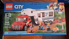 LEGO City Pickup & Caravan 2018 Set  60182 Camper  NEW FACTORY SEALED