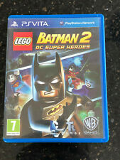 Batman 2 dc super heroes Lego PS vita VF