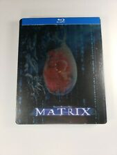 The Matrix (Blu-ray Disc, 2013, 10th Anniversary SteelBook)
