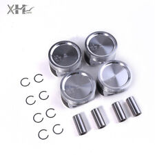 EA111 Engine 76.5mm Pistons & Rings Set For VW Jetta 2011-2016 1.6L 036107065DH