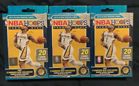 Lot Of 3 - Panini 2019-20 NBA Hoops Premium Stock Basketball Sealed Hanger Box