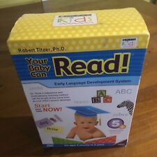 BRAND NEW (sealed) Your Baby Can Read / Early Learning DVD Set. RRP £80