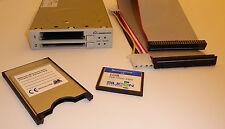 CF Card reader writer Yamaha a3000 a4000 a5000 SCSI Hot Swap internal 2 drive