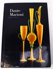 VG Dante Marioni Blown Glass Seattle WA Artist Glassblowing Art Pieces Book HBDJ