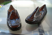 ARA Damen Comfort Schuhe Slipper Mokassins Lack Leder schwarz Gr.8,5 G 42,5 NEU