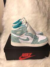 best sneakers e250b 26c57 Nike Jordan 1 Retro High OG Turbo Green GS Exclusive Size 7Y Brand New W