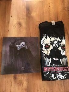Sopor Aeternus  Mitternacht Doppel LP Vinyl Set, mit T - Shirt