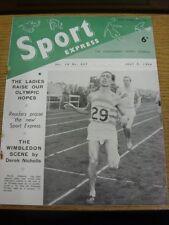 05/07/1956 SPORT Express: la Gazzetta dello Sport indipendenti-Vol.18 No.437, buona S