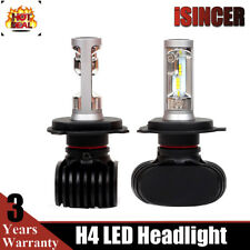 2x H4 CREE LED Headlight Car 9003 HB2 180W 6500K Replace Hi/Lo Beam Bulb Lamp HG