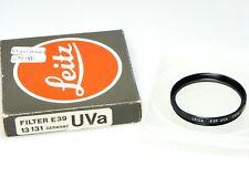 Leica UVa E39 13131 Filter