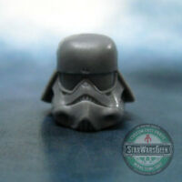 """MH407 Custom Cast Imperial Navy Commando head for use with 3.75"""" Star Wars"""
