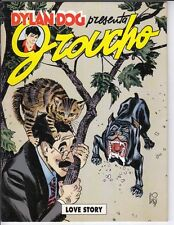 fumetto DYLAN DOG ALBETTO GROUCHO ''LOVE STORY''